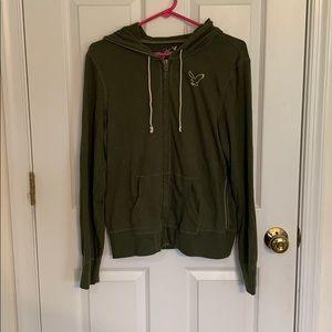 Zip up ae hoodie